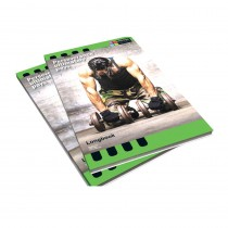Cellpage Notebook Soft Bound Printed (Pack of 6)