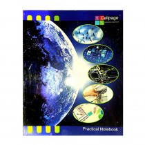Cellpage Practical Note Book (Pack of 2)