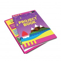 Cellpage Project Book Soft Bound 32 Pages (Pack of 3)