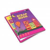 Cellpage Scrap Book Soft Bound 32 Pages (Pack of 3)