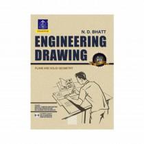 Charotar Publishing Engineering Drawing By Bhatt