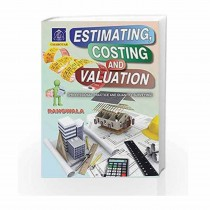 Charotar Publishing Estimating, Costing And Valuation By Rangwala