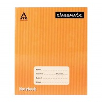 Classmate Brown Note Book (Hard Cover) Pack of 3