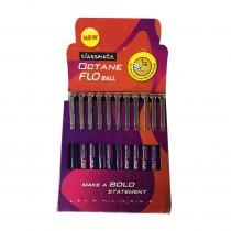 Classmate Octane Flo Ball Pen 1mm (Pack of 5)