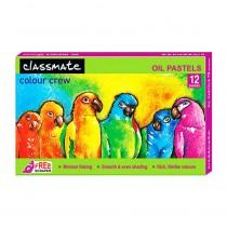 Classmate Oil Pastel (Set of 12)