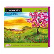 Classmate Oil Pastel (Set of 50)