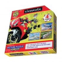 Classmate Picture Puzzle (Vehicles)