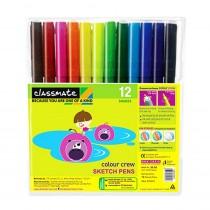 Classmate Sketch Pens (Set of 12)