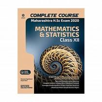 Complete Course Maharashtra HSc Exam 2020 Mathematics & Statistics Class 12
