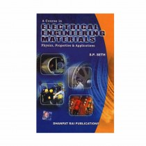 Dhanpat Rai Publications A Course In Electrical Engineering Materials