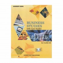 Dhanpat Rai Publications Business Studies Class 12 By Sandeep Garg