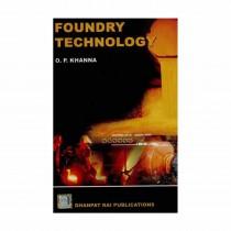 Dhanpat Rai Publications Foundry Technology By Khanna