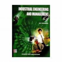 Dhanpat Rai Publications Industrial Engineering And Management By Khanna