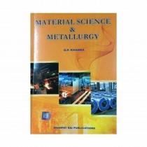 Dhanpat Rai Publications Material Science And Metallurgy