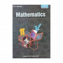 Dhanpat Rai Publications Mathematics Class 10 By R D Sharma