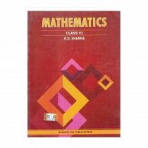 Dhanpat Rai Publications Mathematics Class 6 By R D Sharma