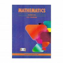 Dhanpat Rai Publications Mathematics Class 7 By R D Sharma