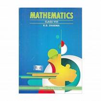 Dhanpat Rai Publications Mathematics Class 8 By R D Sharma