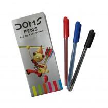 DOMS 0.6 GL Ball Pen (Pack of 20)