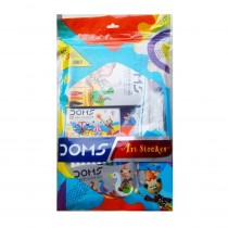 DOMS Art Strokes (Pack of 3)