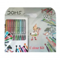 DOMS Colouring Kit (Pack of 3)
