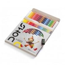 DOMS Full Size Colour Pencils
