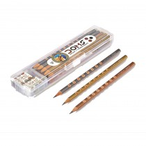 DOMS Groove Metallic Pencils (Pack of 20)