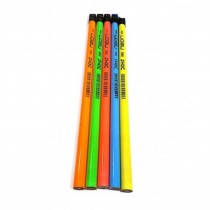 DOMS Neon Graphite Pencils (Pack of 20)