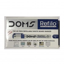 DOMS Refilo Whiteboard Marker Pen (Pack of 2)