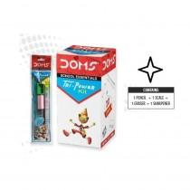 DOMS Tri Power Kit (Pack of 20)
