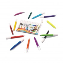 DOMS Water Colour Pens Mini (Set of 12) Pack of 4