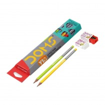 DOMS Y1 Plus Super Dark Pencils (Pack of 20)