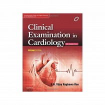 Elsevier Clinical Examinations in Cardiology, 2e By B N  Vijay Raghawa Rao 2017