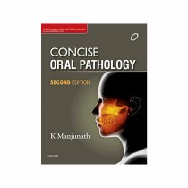 Elsevier Concise Oral Pathology, 2e By Manjunath 2017