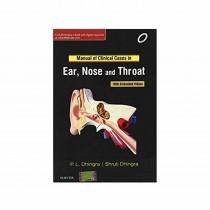 Elsevier Manual of Clinical Cases in Ear, Nose and Throat, 1e By PL Dhingra,Shruti Dhingra 2017