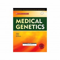 Elsevier Medical Genetics First South Asia Edition By Jorde,Carey & Bamshad 2017