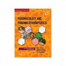Elsevier Pharmacology and Pharmacotherapeutics, 25e By Satoskar,Rege,Tripathi & Bhandarkar 2017