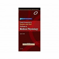 Elsevier Pocket Companion to Guyton and Hall Textbook of Medical Physiology First South Asia Edition By Hall 2017
