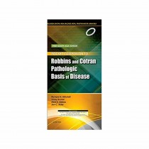 Elsevier Pocket Companion to Robbins and Cotran Pathologic Basis of Disease 1st South Asia Edi By Mitchell,Kumar,Abbas & Aster 2017