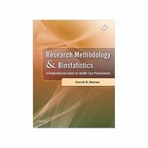 Elsevier Research Methodology & Biostatistics, 1e By Sharma 2017