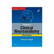 Elsevier Textbook of Clinical Neuroanatomy, 3e By Vishram Singh 2017