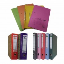 Expo Kit 222B Box Files, Ring Binders and Spring Files