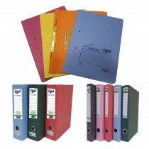 Expo Kit 222C Box Files, Ring Binders and Spring Files