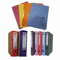 Expo Kit 222D Box Files, Ring Binders and Spring Files
