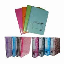 Expo Kit 222H Box Files, Ring Binders and Spring Files