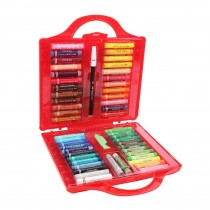 Faber-Castell 50 Oil Pastel Carry Case