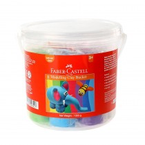Faber-Castell 8 Modelling Clay 1000gm