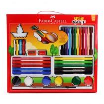 Faber-Castell Art Kart Kit With Free Paint Brush