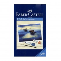 Faber-Castell Artist Water Colours (Set of 12 of 5ml)