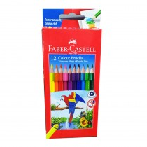 Faber-Castell Colour Pencils (Triangular)